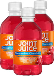 Joint Juice® ready-to-drink supplement Cranberry-Pomegranate - Buy Now